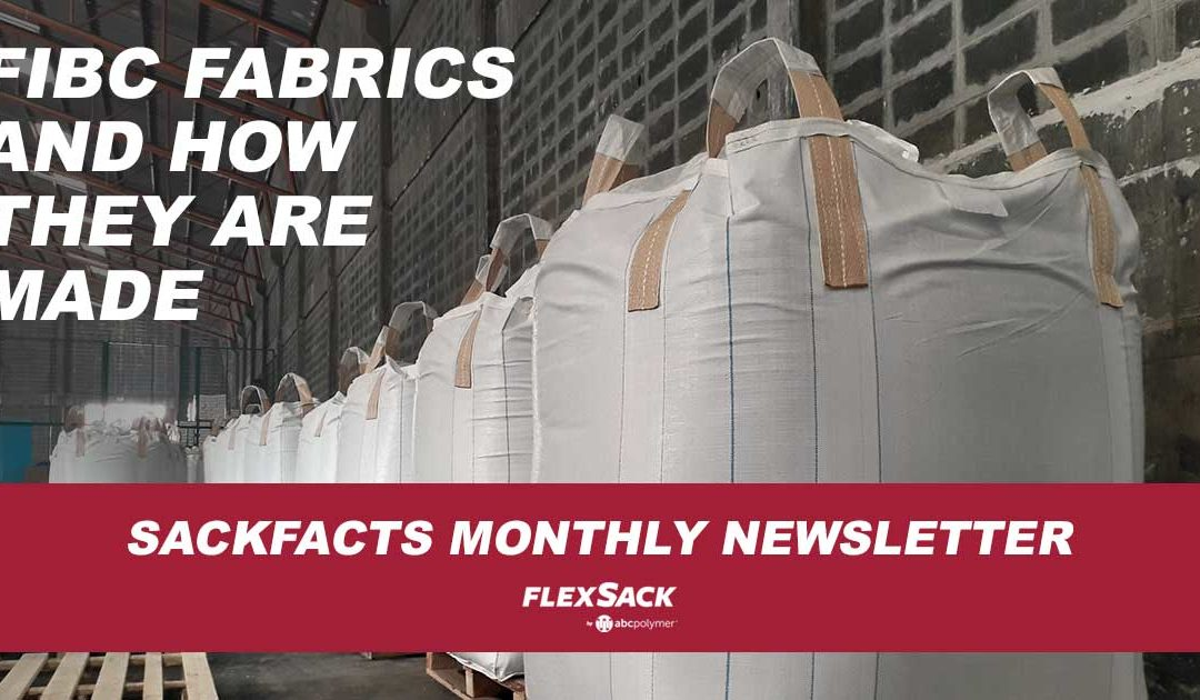 FIBC Fabrics and How They are Made